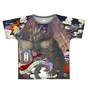 Monster Hunter: World Graphic B-Side Label Nergigante T-Shirt