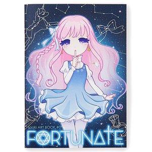 saaki ART BOOK #01 FORTUN△✝E (FORTUNATE)