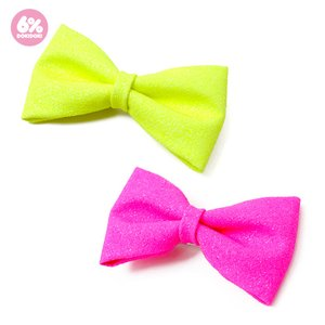 6%DOKIDOKI Big Ribbon & Brooch (Sugar)