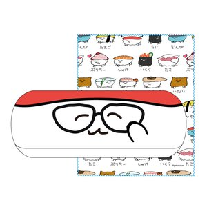 Home & Kitchen / Pouches & Other Cases / Oshushidayo! Glasses Case