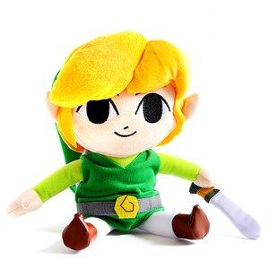 """The Legend of Zelda Link 12"""" Plush"""
