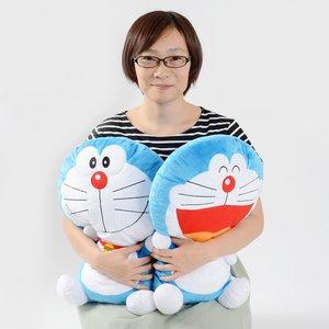 Home & Kitchen / Cushions / Doraemon Large Cushion