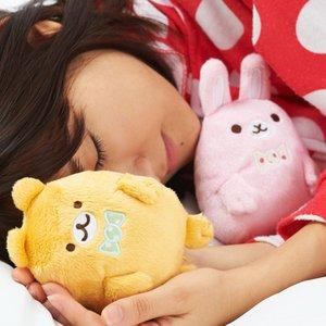 Plushies / Plushie Accessories / Nemuriale Sleep Aid - Forest Animals (Rabbit/Bear)