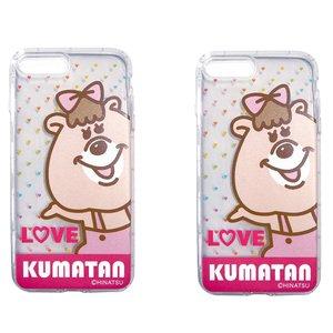 Kumatan Kanojyo iPhone Case