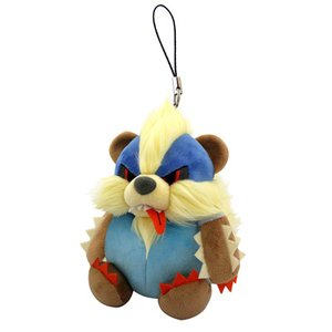 Monster Hunter Arzuros Mini Mascot Plush