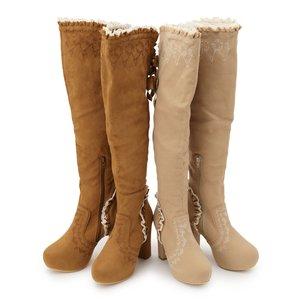 LIZ LISA Over-the-Knee Princess Boots