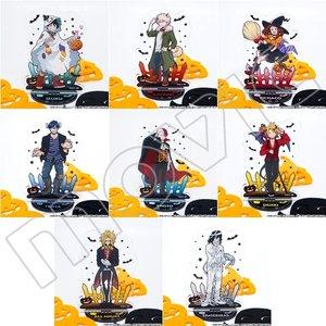 My Hero Academia Halloween Big Acrylic Key Holder w/ Stand Collection