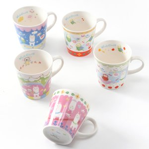 Home & Kitchen / Mugs & Glasses / Woolly Clouds Mugs