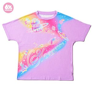 6%DOKIDOKI Full of DOKIDOKI T-Shirt