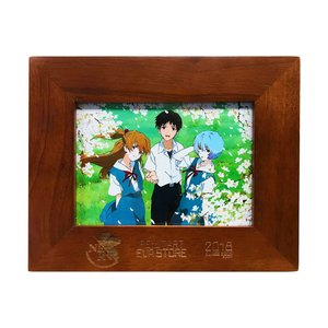 Re:Start Eva Store 2018 Wood Photo Frame w/ Photo