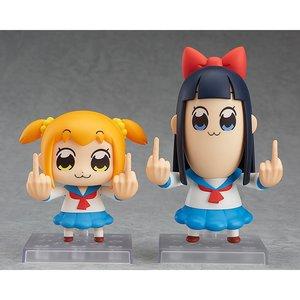 Figures & Dolls / Chibi Figures / Nendoroid Pop Team Epic Popuko & Pipimi Set w/ Bonus