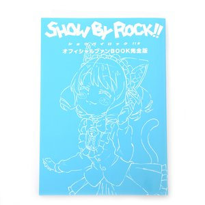 TV Anime Show by Rock!! Official Fan Book