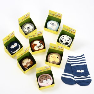 J-Fashion / Socks & Tights / Home & Kitchen / Roomwear & Sleepwear / Maru Maru Animal Socks
