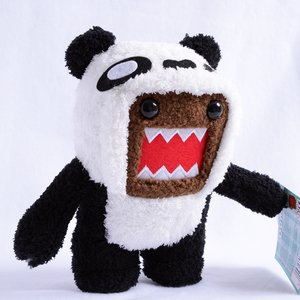 Domo Panda Plush