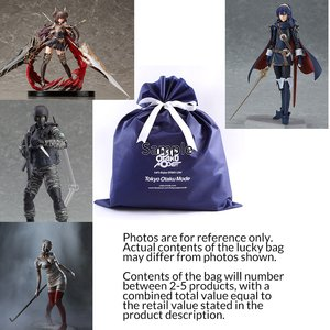 Toys & Knick-Knacks / Other Goods / TOM Premium Outlet Regular-Sized Gaming Figure Lucky Bag