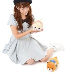 Tsumikko Mameshiba San Kyodai Tottering Dog Plush Collection