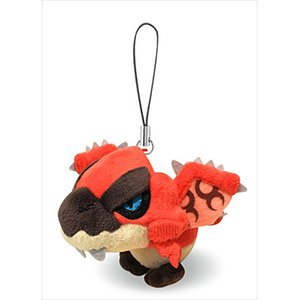 Plushies / Small Plushies / Monster Hunter Rathalos Mini Plush