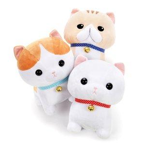 Hokkori Munchkin Cat Plush Collection (Big)