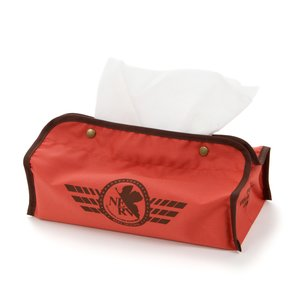 EVA STORE Original NERV Red Tissue Box Cover