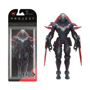Figures & Dolls / Action Figures / Legacy Collection: League of Legends - Zed