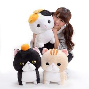 Plushies / Big Plushies / Noseteru Munchkin Cat Plush Collection (Big)