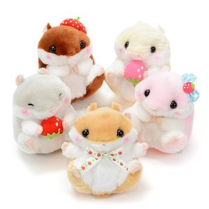 Coroham Coron Ichigo Hamster Plush Collection (Standard)