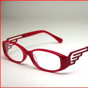 Otaku Apparel & Cosplay / Eyewear / Jeanne Glasses - Bayonetta x Less Than Human