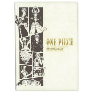 Stationery / Other Stationery / One Piece 2017 Character Schedule Book