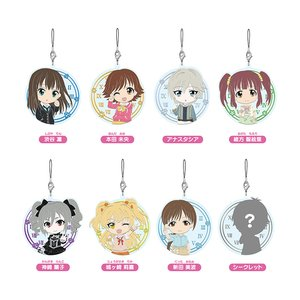 Stationery / Smartphone Straps / Nendoroid Plus: The Idolm@ster Cinderella Girls Trading Rubber Straps Box Set Vol. 2