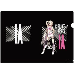 IA x Super GT A4 Clear File