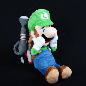 Luigi with Strobulb Plush | Luigi's Mansion: Dark Moon