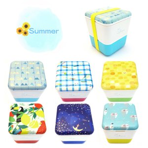 Home & Kitchen / Bento Containers / temahima -atelier saison- (Summer)