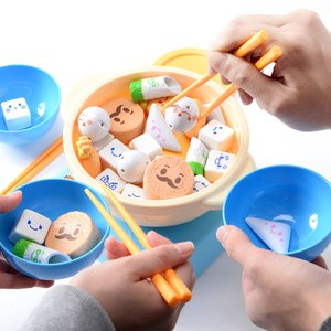 Toys & Knick-Knacks / Games / Oden & Tofu Nabe Pot Manners Game