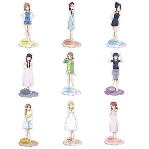 Love Live! Sunshine!! Acrylic Pop Stands