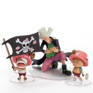 Figures & Dolls / Chibi Figures / One Piece Dramatic Showcase 8th Season