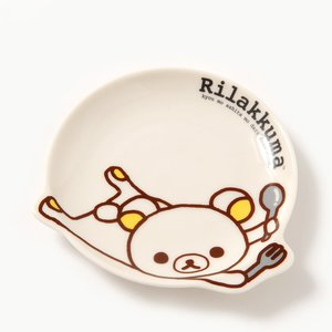 Home & Kitchen / Dishware / Rilakkuma Small Dish
