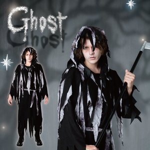 Otaku Apparel & Cosplay / Non-Character Cosplay / Grim Reaper Costume Set