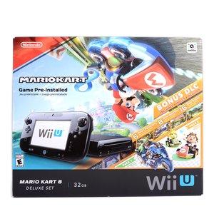 Mario Kart 8 Wii U 32GB Deluxe Edition