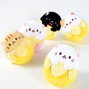 Otaku Apparel & Cosplay / Bags & Wallets / Bananya Mini Pouches