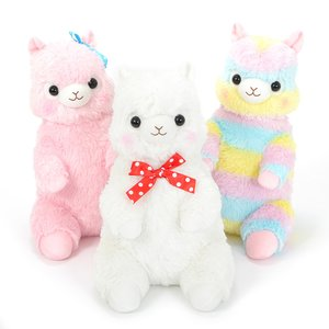 Plushies / Big Plushies / Alpacasso Sitting Plush Collection (Big)