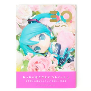 Books / Photo Books / Nendoroid Hatsune Miku Photo Collection 3Q Miku DX