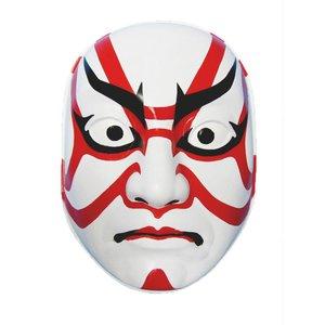 Otaku Apparel & Cosplay / Cosplay Props / Sujikuma Kabuki Mask