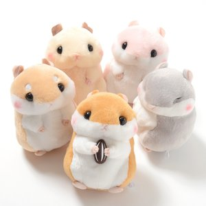 Coroham Coron Yukai na Nakama Hamster Plush Collection (Standard)