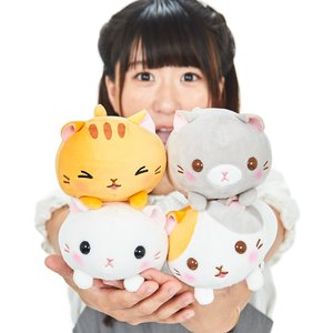 Mochikko Neko Nyanzu Cat Plush Collection (Standard)