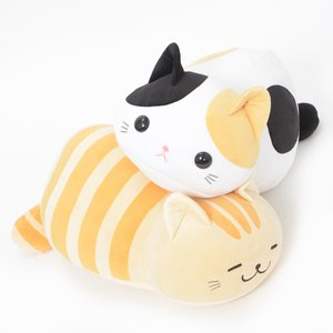 Plushies / Big Plushies / Mochikko Tsuchineko Cat Plush Collection (Big)