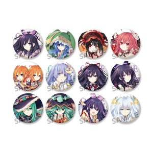 Date A Live Badge Collection Vol. 2 Box Set
