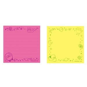 Stationery / Notebooks & Memo Pads / Kirby's Dream Land Sticky Memo