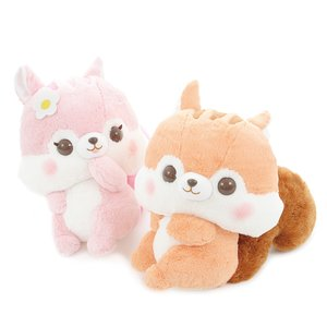 Fusappo Nuts Chipmunk Plush Collection (Big)