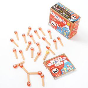 Toys & Knick-Knacks / Games / Matchstick Puzzle Japan