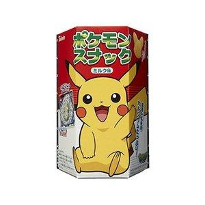 Home & Kitchen / Snacks / Pokémon Snack: Milk Flavor